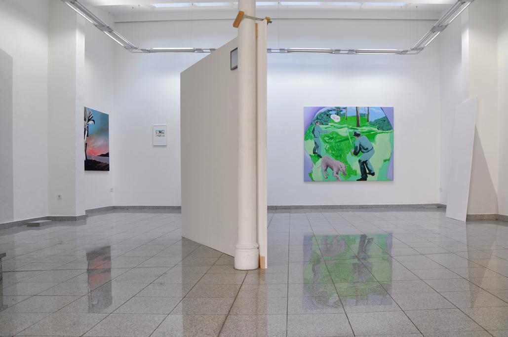 LET'S CALL IT NATURE, Galerie Ahlers, Göttingen, 2014