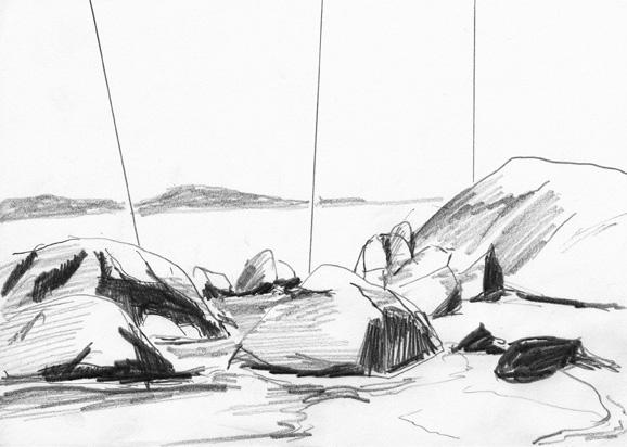 o.t., 14,8 x 21 cm, bleistift/papier, 2012