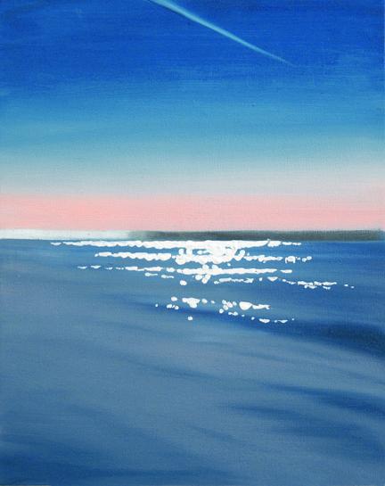 Seasight, 30 x 20 cm, Öl/N, 2012 (v)