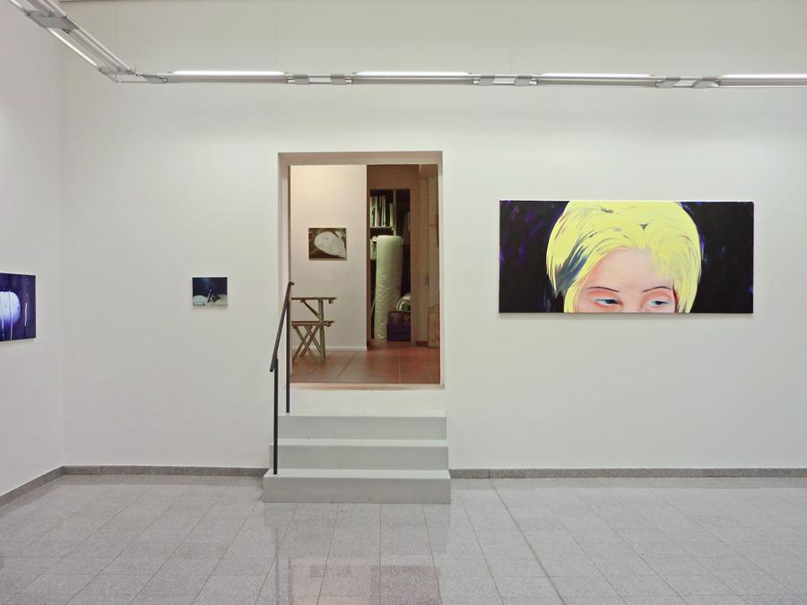 SPLENDID ISOLATION, Galerie Ahlers, Göttingen, 2010