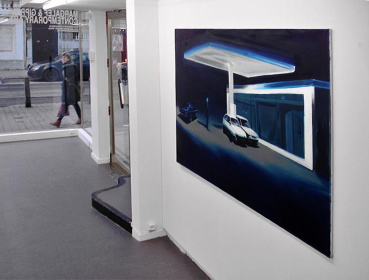 BLIND DATE, Galerie Margalef & Gipponi, Antwerpen, 2008