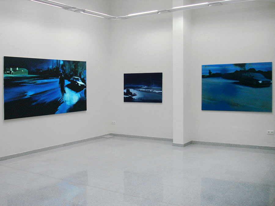 INCIDENT AT A CORNER, Galerie Ahlers, Göttingen, 2008
