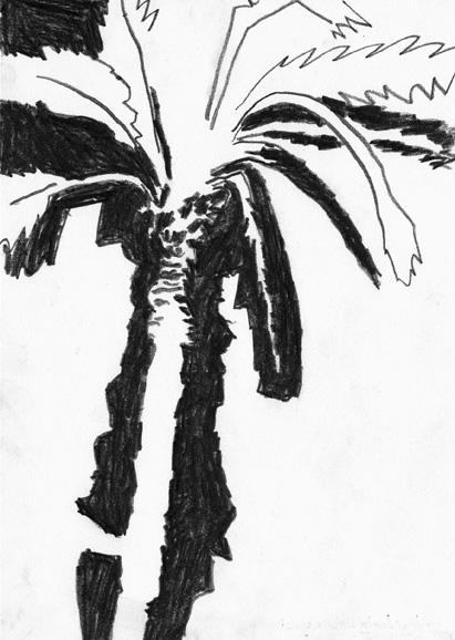 o.t., 21 x 14,8 cm, bleistift/papier, 2012