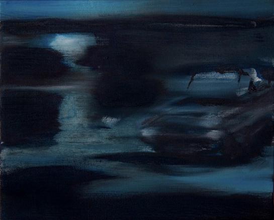 Parkhaus (2), 30 x 40 cm, Öl/N, 2006 (v)