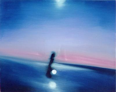 Seasight (3), 20 x 30 cm, Öl/N, 2013
